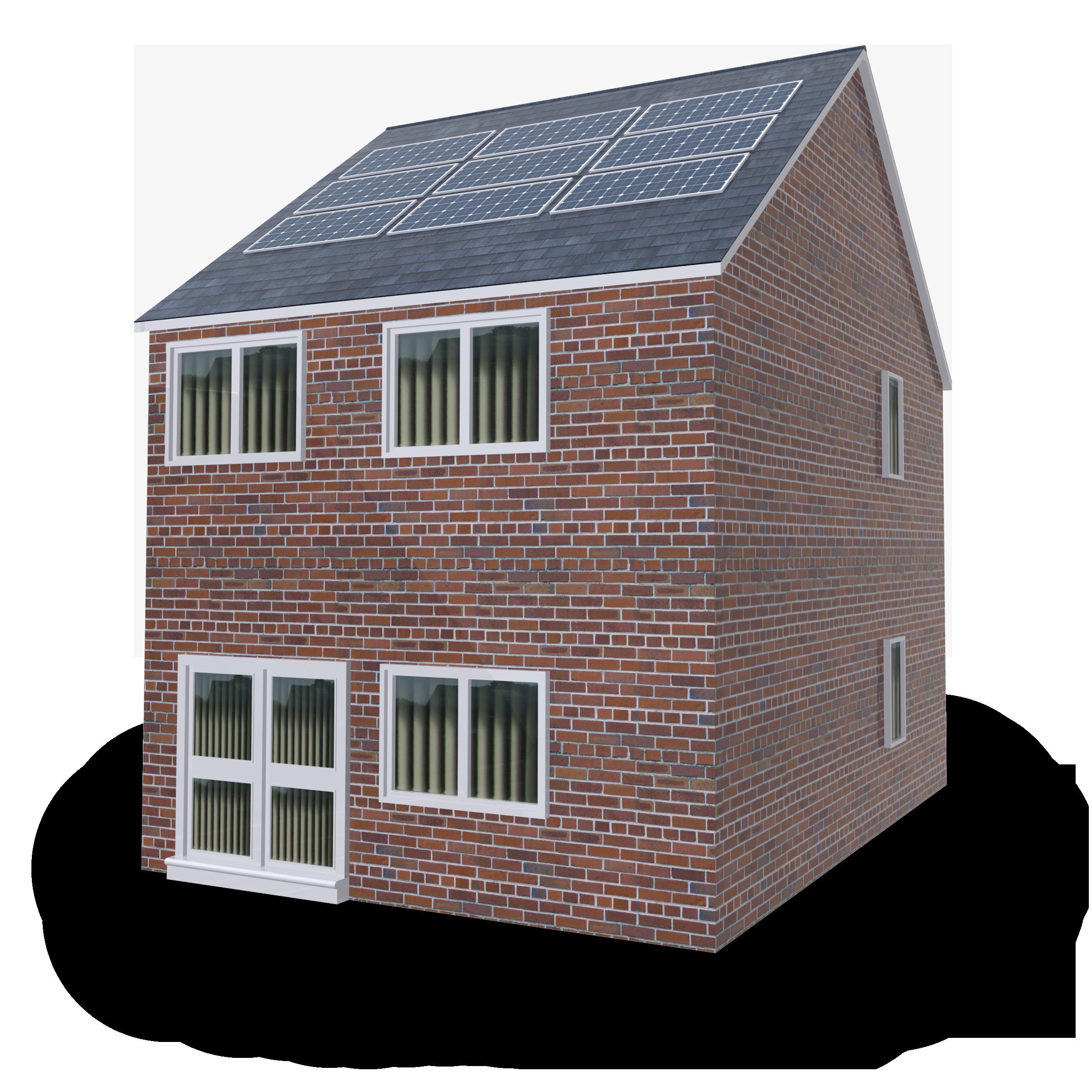 Nuable Solar home
